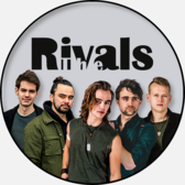 The Rivals, Coverband, Pop, Rock band