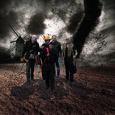 Dutch Tornados, Country, Wereldmuziek, Coverband band