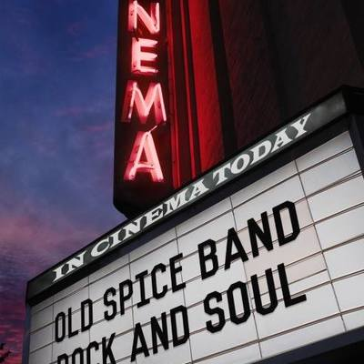 Old Spice Band, Rock 'n Roll, Blues, Soul band