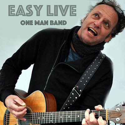 Easy Live, Singer-songwriter, Rock, Pop soloartist