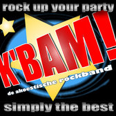 K'BAM! de akoestische rockband, Coverband band