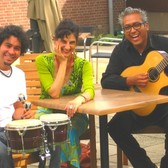 Guitar Latino Trio, Akoestisch, Jazz, Salsa ensemble
