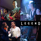 Coverband LEGEND, Rock, Pop, Nederpop band