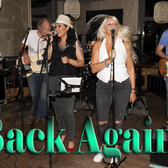 Back Again, Pop, Akoestisch, Coverband band