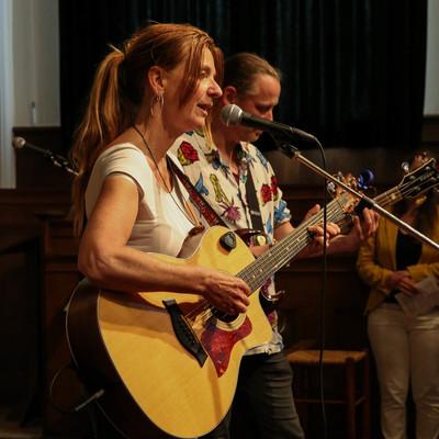 Annette Vogel, Easy Listening, Folk, Singer-songwriter ensemble