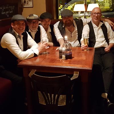 Volluk, Folk, Keltisch band