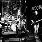 Higgins, Rock, Blues band