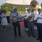 Jazzband voor feest of evenement, Jazz, Swing, Akoestisch ensemble