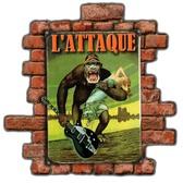 L'ATTAQUE, Progressieve rock, Tributeband, Rock band