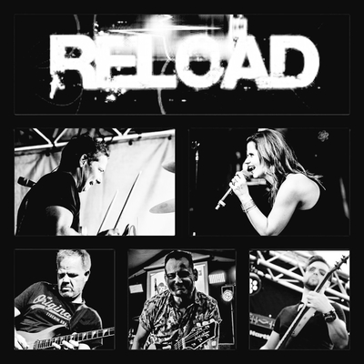 RELOAD, Pop, Rock, Coverband band