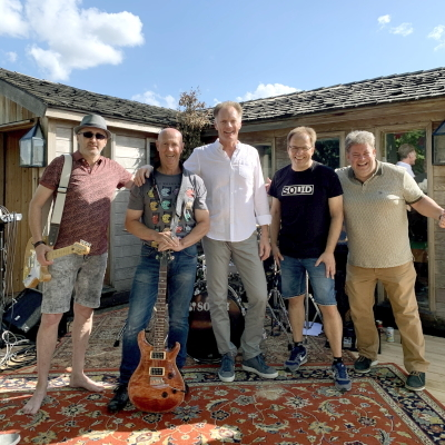 Solid rock-coverband, Rock, Pop, Nederpop band