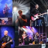 Solid rock-coverband, Nederpop, Rock, Tributeband band