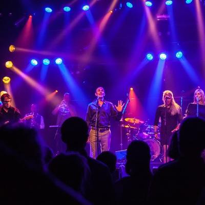 Steely Fan, Rock, Muziektheater, Jazz band