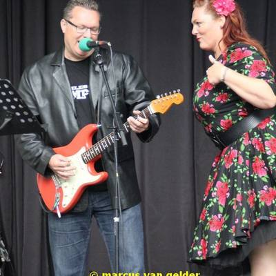 4000 Miles from Memphis, Rock 'n Roll, Rockabilly band