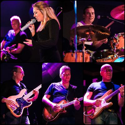 Black Rose, Rock, Coverband band