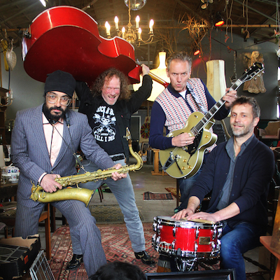 RATTLE 'N CLANK, Soul, Rock 'n Roll, Rockabilly band