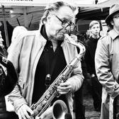 Hans Dulfer, Blues, Funk, Jazz band