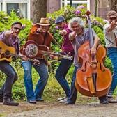 Pick'n'Shovel bluegrass rootsband, Rock 'n Roll, Akoestisch, Bluegrass band