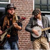 Pick'n'Shovel rootsband, Rock 'n Roll, Akoestisch, Bluegrass band