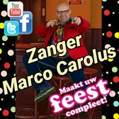 "Zanger Marco Carolus (alias ""Die Kale""), Volksmuziek, Levenslied, Entertainment soloartist"