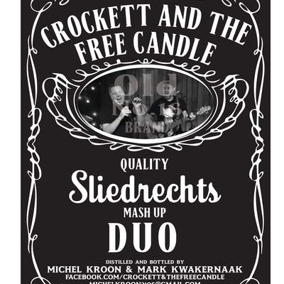 Crockett & The Free Candle, Coverband, Akoestisch, Nederpop band