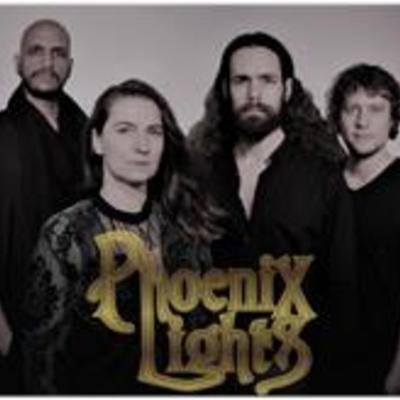Phoenix Lights (band), Progressieve rock, Rock, Psychedelic band