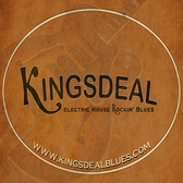 KINGSDEAL bluesband, Rock, Rockabilly, Blues band