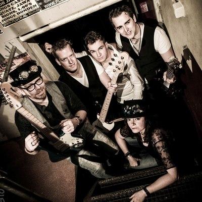Barracuda, Hard Rock, Pop, Rock band
