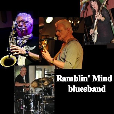 Ramblin' Mind bluesband, Blues band