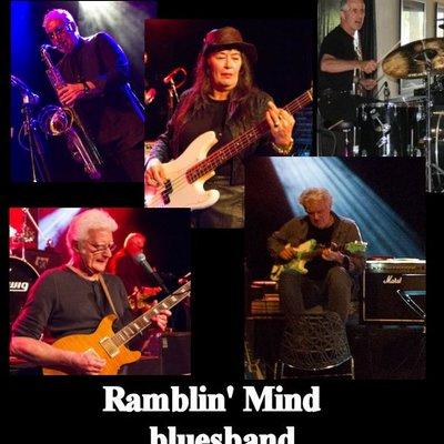 Ramblin' Mind bluesband, Blues band