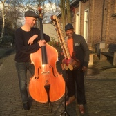 De Beer & Diawara, Afro, Chill out, Wereldmuziek band