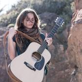 Emilie Pandolfi, Fingerstyle, Rock, Folk soloartist