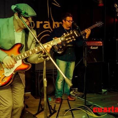 Cuarta Avenida, Rock, Funk, Latin band