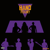Band Four!, Funk, Rock 'n Roll, Blues band