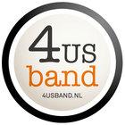 4US allround band | bruiloft en feest, Soul, Disco, Pop band