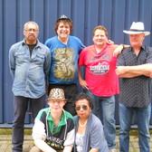 STEAMER, Blues, Soul band