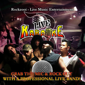 Rockzooi Karaokeband, Tributeband, Rock, Entertainment band