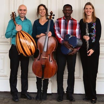 Haytham Safia Qu4rtet, Wereldmuziek, Klassiek, Jazz ensemble