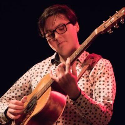 Dennis van der Sanden, Fingerstyle, Akoestisch, Folk soloartist