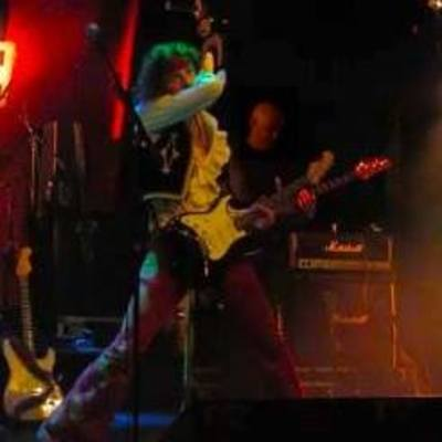 EXP plays Hendrix (tribute), Tributeband, 60s, Rock band