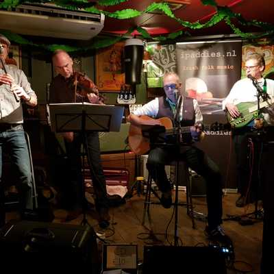 The ipaddies , Volksmuziek, Folk, Keltisch band
