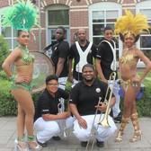 Caribbeanbrass International Brassband, Samba, Merengue, Salsa band