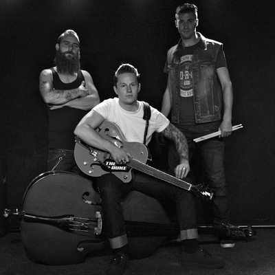 THE GREASED CROOKS, Rockabilly, Rock 'n Roll, Punk band