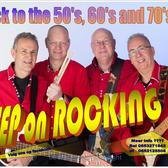 Keep on Rocking !!, Coverband band