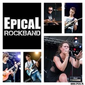EPICAL, Rock, Coverband, Alternatief band
