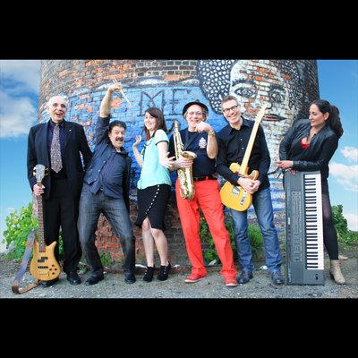 Blueson, Soul, Blues, Rock band