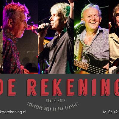 De Rekening, Rock, Pop, Coverband band