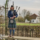 Hamish MacKay, Volksmuziek, Keltisch, Folk soloartist