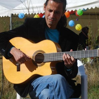 Ruud Post, gitarist, Flamenco, Jazz, Bossa nova soloartist