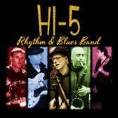 HI-5 Rhythm & Blues Band, Blues, Rock 'n Roll, R&B band